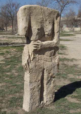 скульптура в байте