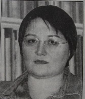 портрет Лили Калаус
