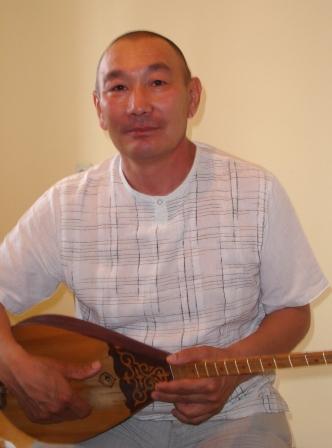 Жангали Жузбаев